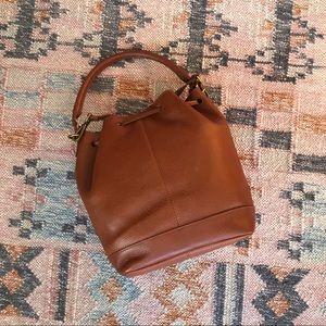 Madewell Lafayette Bucket Bag NWT
